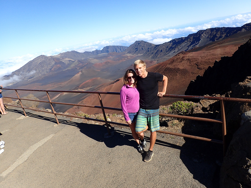Private Tours of Haleakala National park