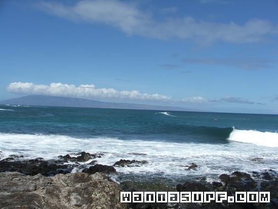 Little Makaha Maui Surfing