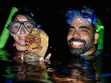 Night Snorkel Maui