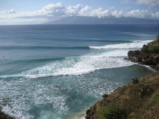 Where is the best place to Surf on Maui? 10 best surf spots! Local guide to surfing West Maui