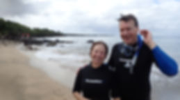 First time snorkeling tours of Maui! Learn to Snorkel we offer Snorkeling Lessons of Lahaina!
