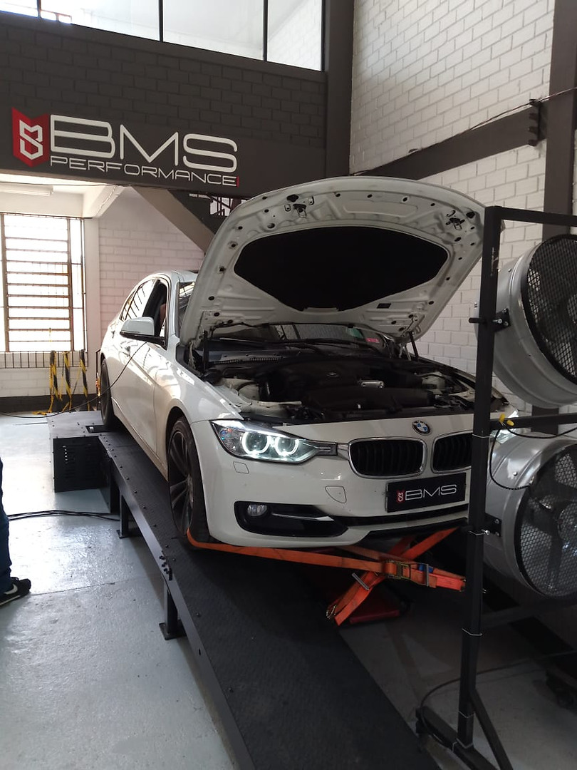 Dinamômetro | BMS Performance | Remap