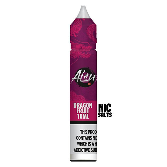 Aisu Nic Salts: Dragon Fruit