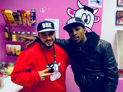 Jme BBK at Milkshake City