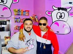 Richard Rawson at Milkshake City