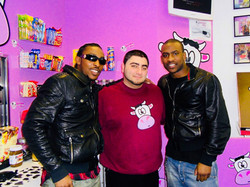 Jme & Skepta BBK at Milkshake City