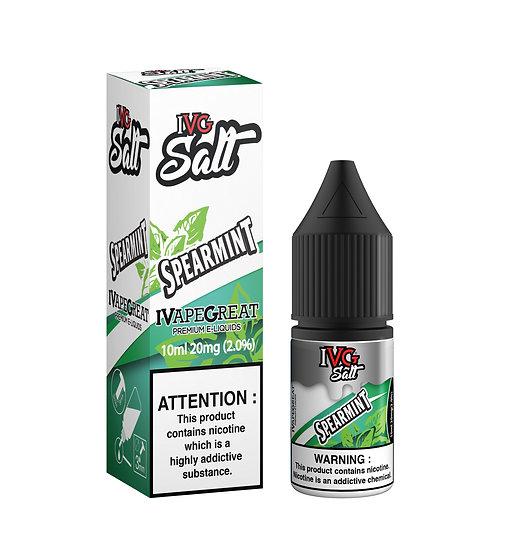 IVG Salts: Spearmint