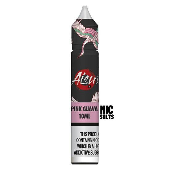 Aisu Nic Salts: Pink Guava