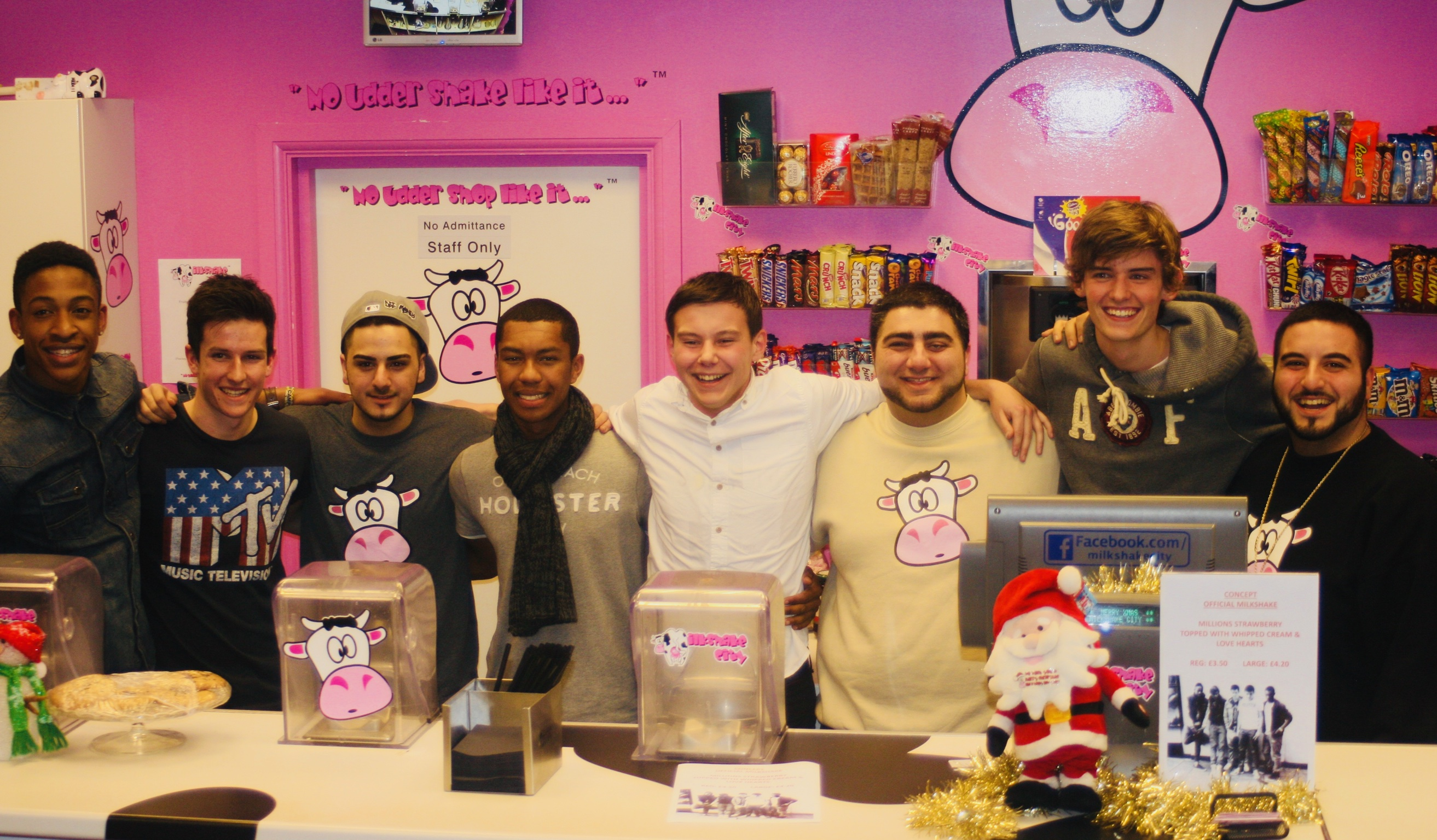 Concept at Milkshake City