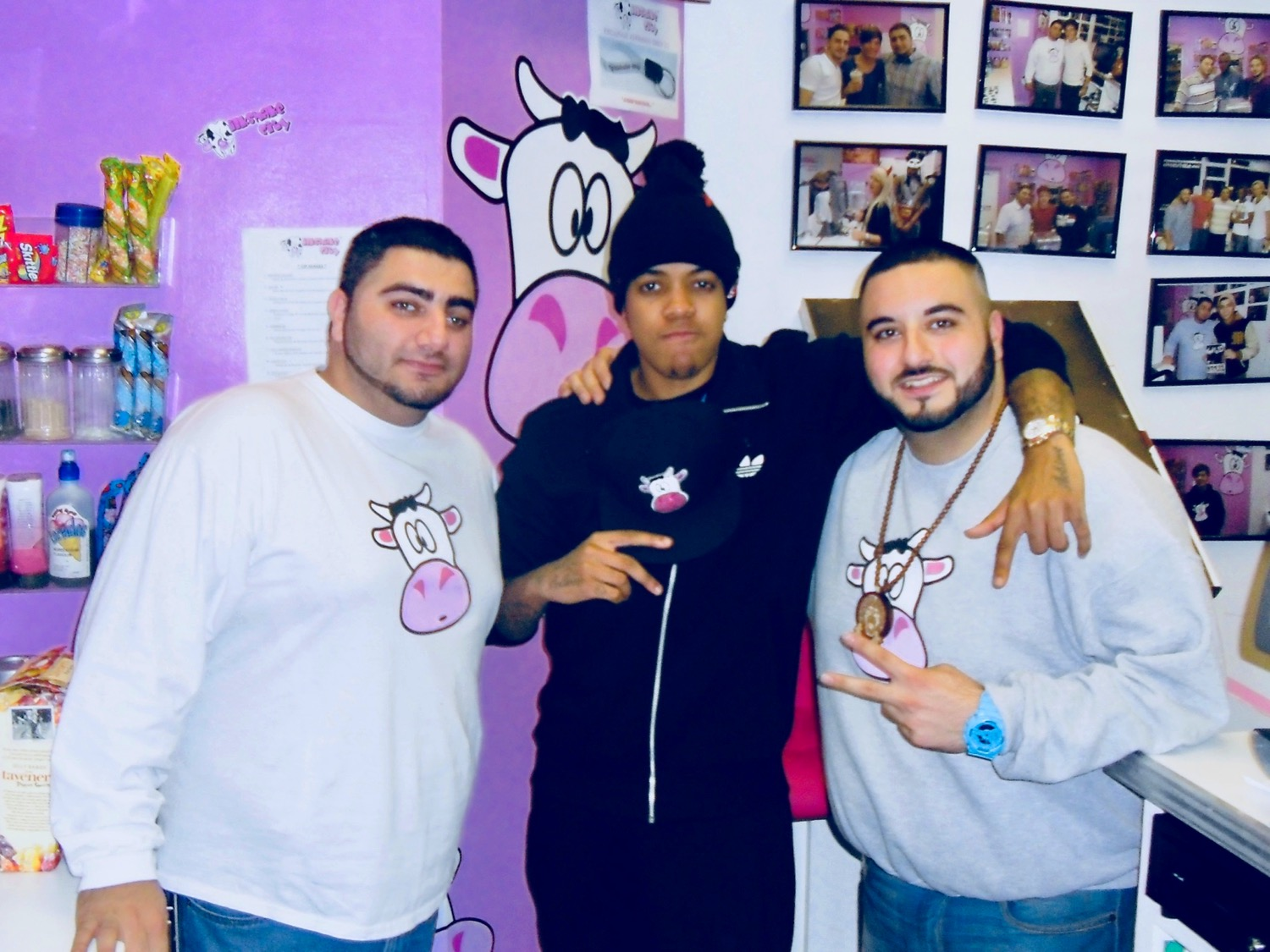 Chip at Milkshake City