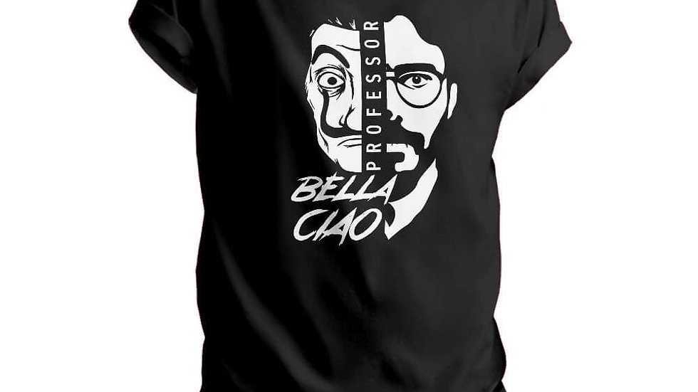 Bella Ciao T-shirt from Money Heist T-shirts in Mulund