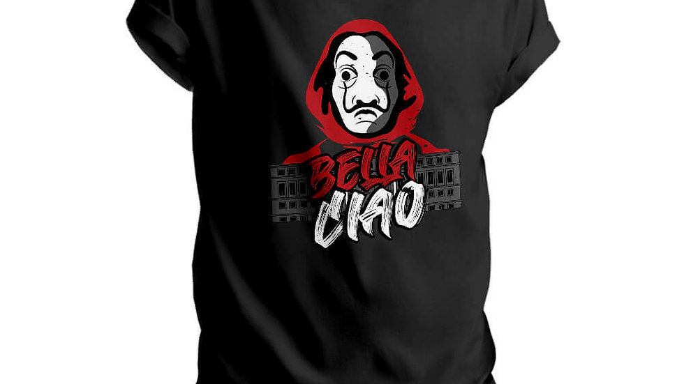 Bella Ciao T-shirt in mulund