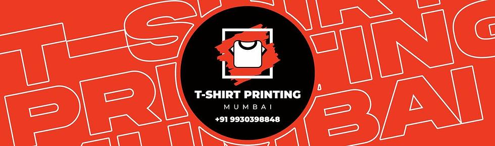 T-shirt printing near me _Mumbai Mulund.