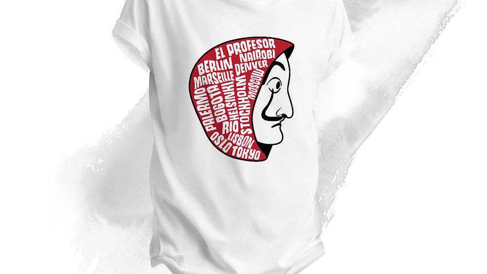 Money Heist T-shirt in Mulund