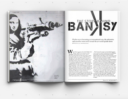 Magazine Feature Article