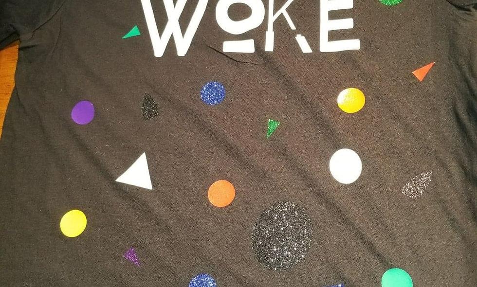 WoKE Graffiti TEE