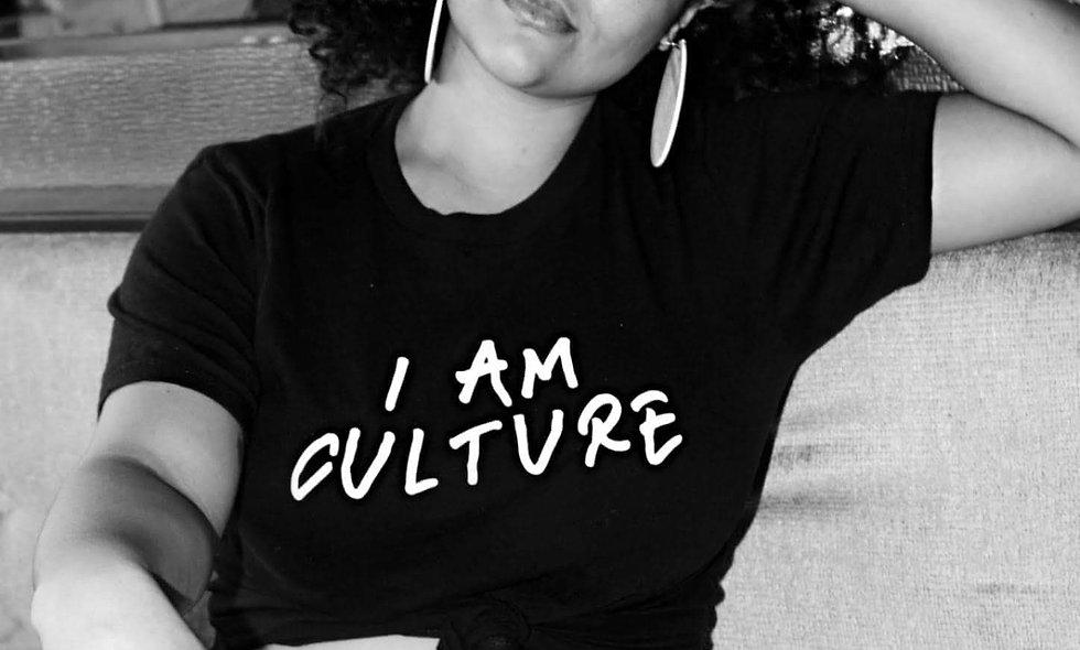 I Am Culture Tee