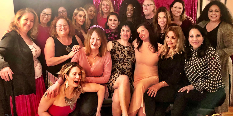 Virtual GALentine's Day Party