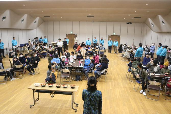 スポーツ栄養士と学ぶ親子食育教室~クイズで丼(ドーン)!が開催されました