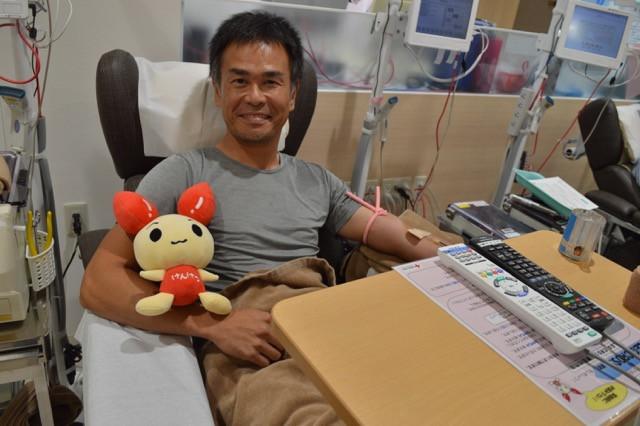 結成25周年記念事業 献血キャンペーン報告