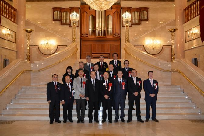 姫路白鷺LC 55周年記念CN 訪問報告