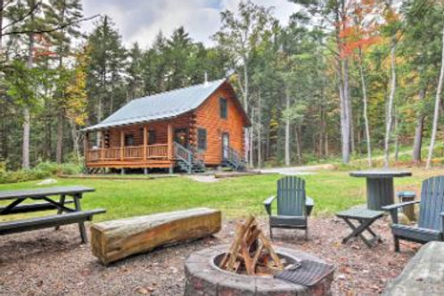 Adirondack Cabin Soy Candle