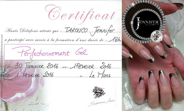Certificat Perfectionnement Gel