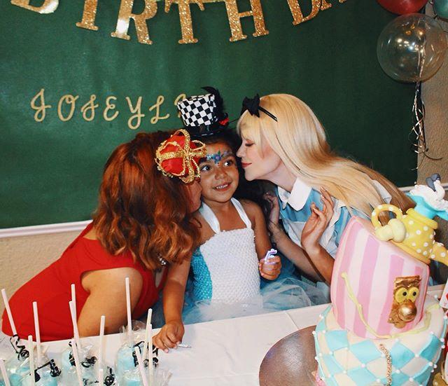 Orlando princess birthday parties
