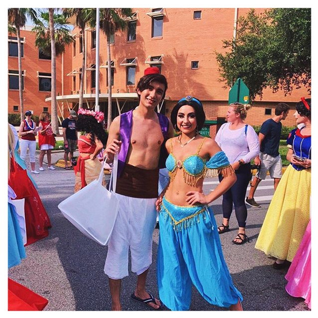Arabian Prince & Princess