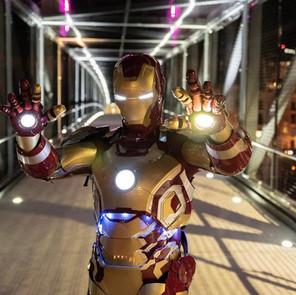 Iron Hero