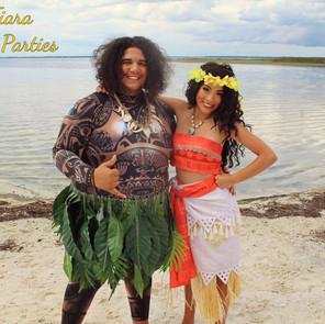 Island Wayfinder & Princess