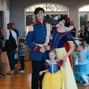 Apple Prince & Princess