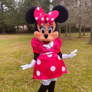 Mrs.Mouse