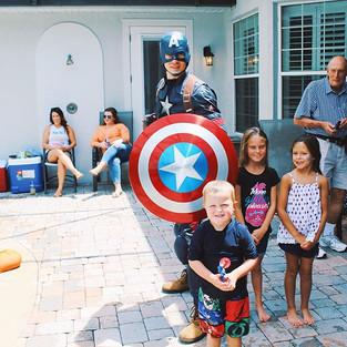 America Hero