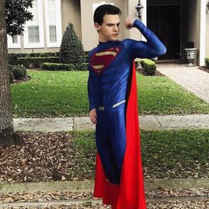 Superhero Man