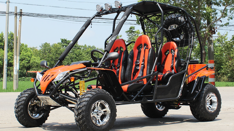 Jag 200 4 Seater Dune Buggy