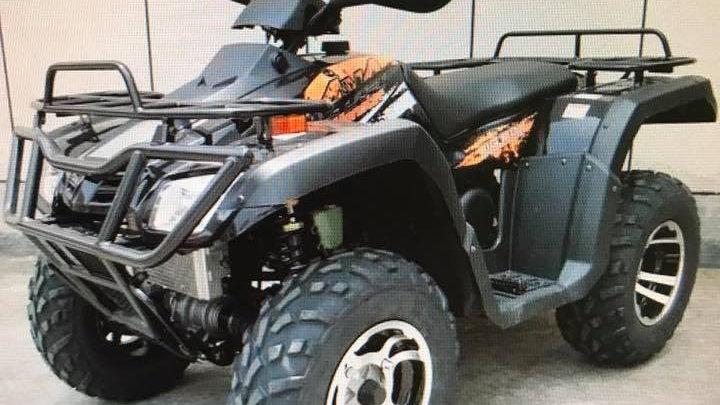 300cc AB Monster