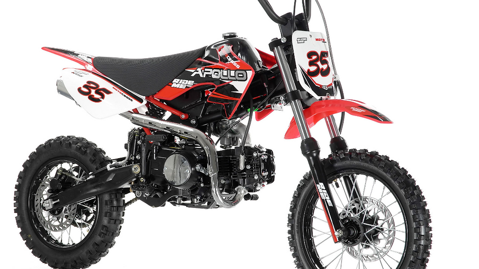 DB35 125cc Dirt Bike