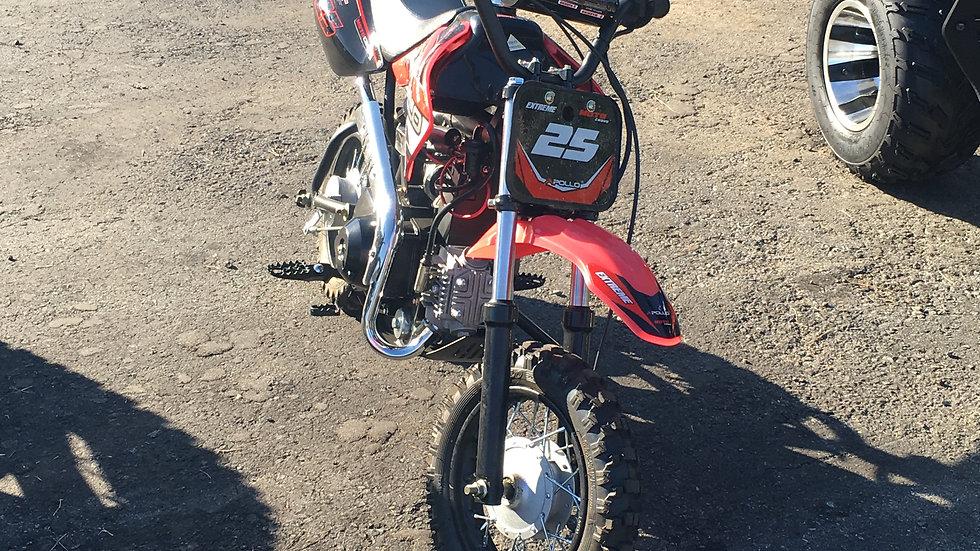 70cc dirt bike