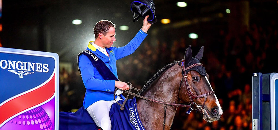 Taloubet Z World Cup Qualifier Winner Leipzig 210118 (Premier Sports Horses)