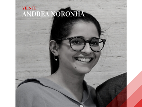 LUZ ANDREA NORONHA   La Mirada Millennial