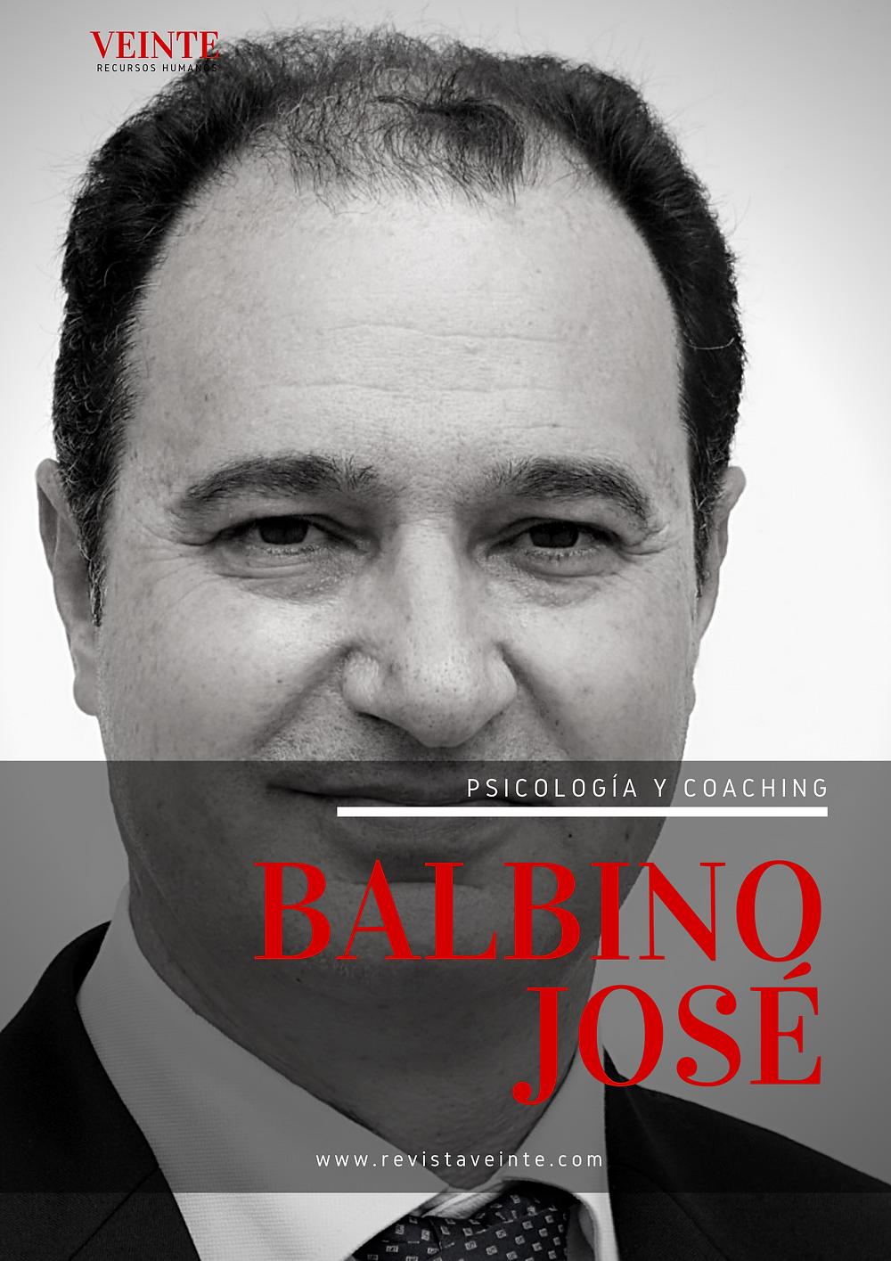 Balbino José. Revista VEINTE