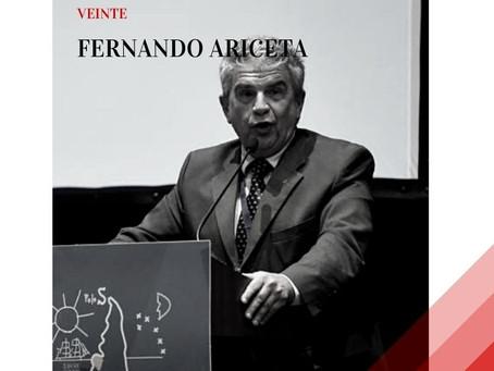 FERNANDO ARICETA | SUSTENTABILIDAD