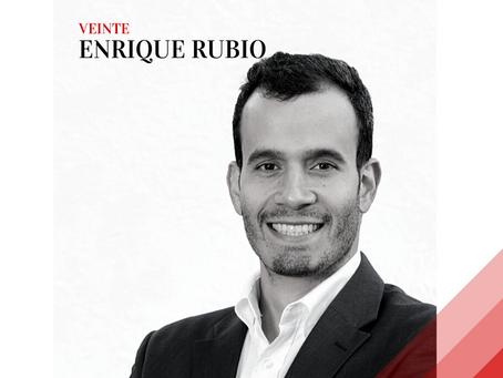 ENRIQUE RUBIO |  Hacking HR