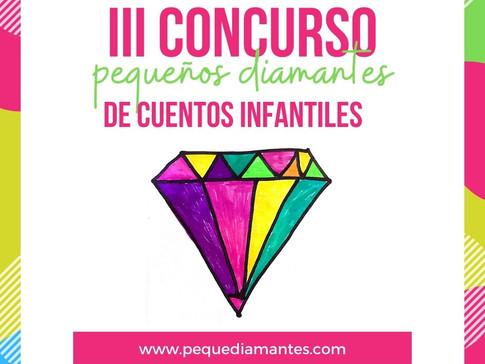 Convocado el 3 Concurso Pequeños Diamantes de cuentos infantiles