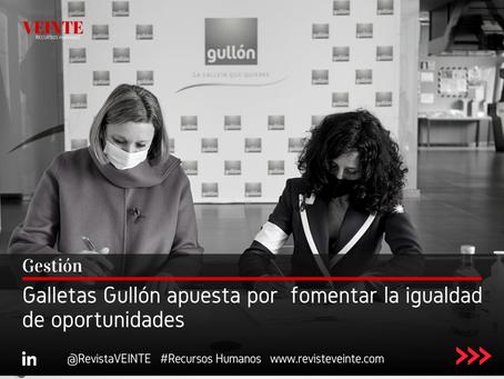 Galletas Gullón apuesta por  fomentar la igualdad de oportunidades