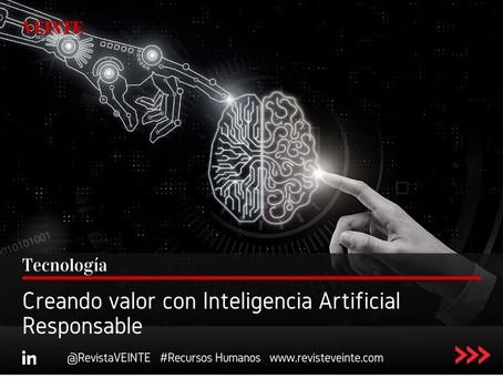 Creando valor con Inteligencia Artificial Responsable