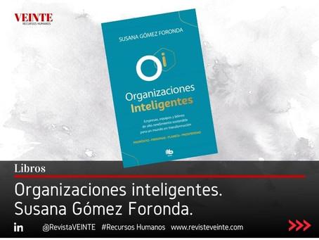 Organizaciones inteligentes. Libro de Susana Gómez Foronda