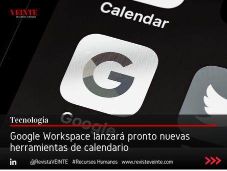 Google Workspace mejora la funcionalidad de Google Meet