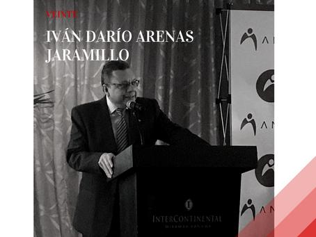 IVÁN DARÍO ARENAS JARAMILLO | Talento